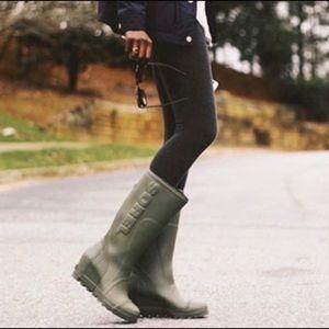 SOREL • Joan Tall Wedge Boots